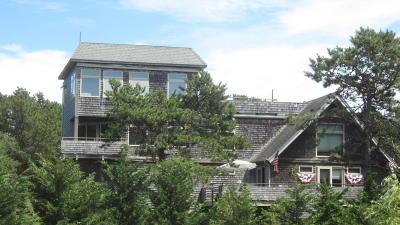 Eastham Single Family Home For Sale: 450 Quason Drive