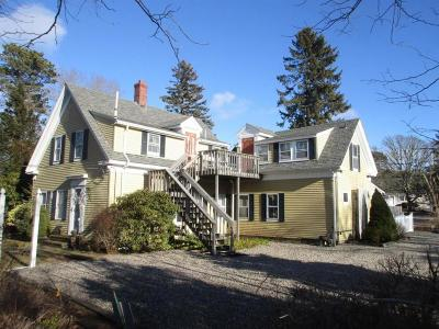 Dennis Single Family Home For Sale: 152 Sea Street