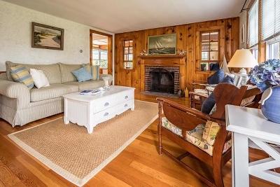 Dennis Single Family Home Contingent: 7 Shore Road