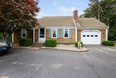 Dennis Single Family Home For Sale: 45 Old Chatham Road