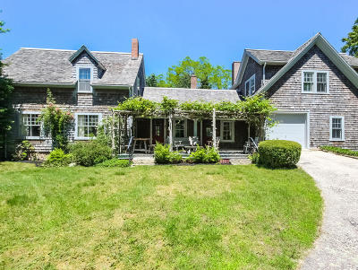 Single Family Home For Sale: 275 West Falmouth Highway