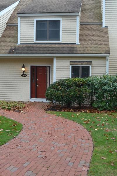 Mashpee Condo/Townhouse For Sale: 9 Shellback Way #9B