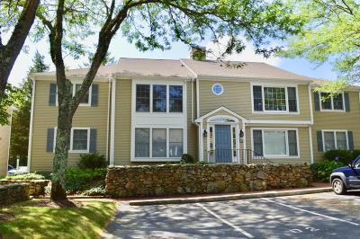 Barnstable Condo/Townhouse For Sale: 727 Main Street #C3