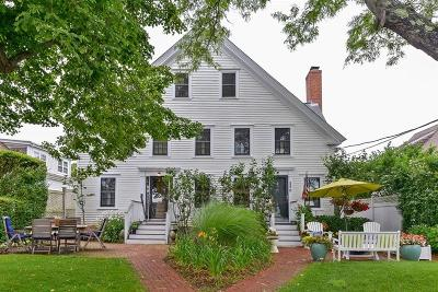 Provincetown Condo/Townhouse For Sale: 566 Commercial Street #C