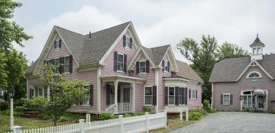 Dennis Single Family Home For Sale: 485 Main Street