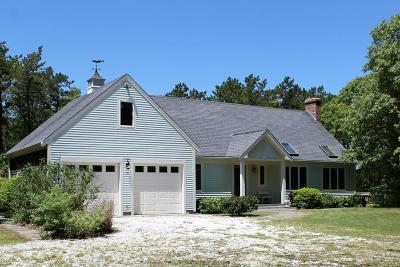 Truro Single Family Home For Sale: 16 Tryworks Road