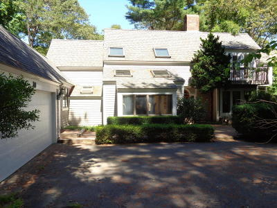 Mashpee Single Family Home For Sale: 40 Punkhorn Point Road