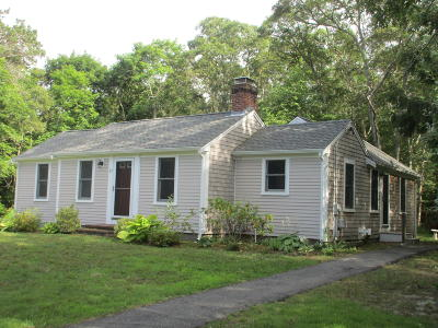 Harwich Single Family Home For Sale: 23 Gorham Road