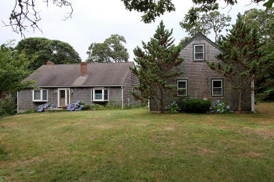 Eastham Single Family Home For Sale: 70 Deerfield