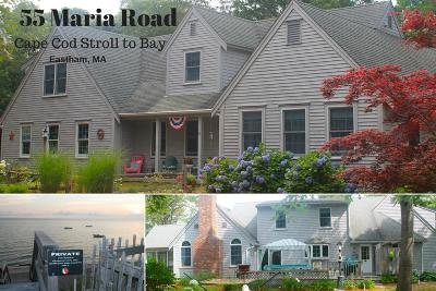 Eastham Single Family Home Contingent: 55 Maria Road