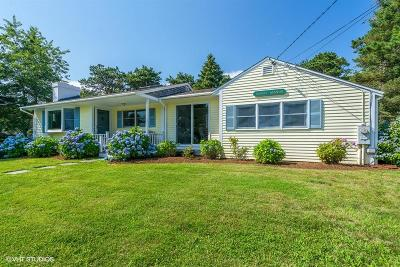 Chatham Single Family Home For Sale: 66 Geranium Drive