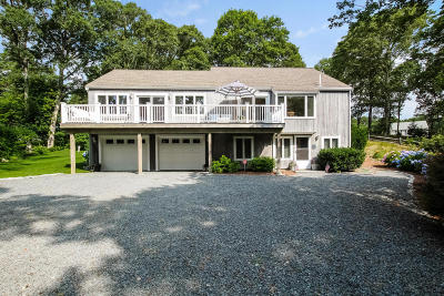 Dennis Single Family Home For Sale: 37 Edgemere Road