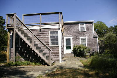 Eastham Single Family Home Contingent: 4 Bayberry Lane