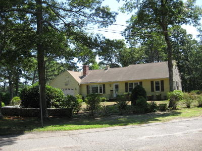 Dennis Single Family Home Contingent: 47 Golf Course Road