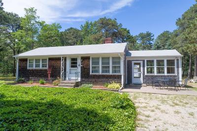 Eastham Single Family Home For Sale: 30 Maria Road