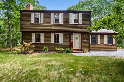 Dennis Single Family Home For Sale: 38 Sou West Drive