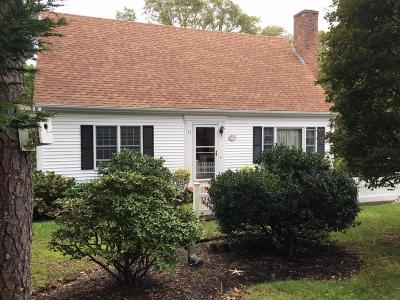 Harwich Single Family Home For Sale: 17 Locust Grove Road