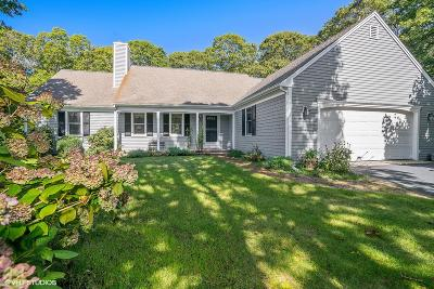 Dennis Single Family Home For Sale: 19 Barque Circle