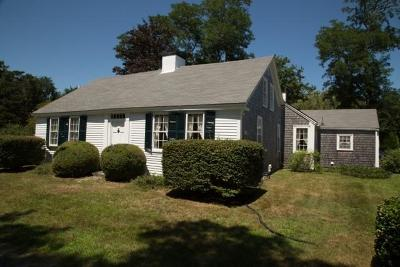 Dennis Single Family Home For Sale: 45 Corporation Road