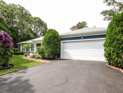 Harwich Single Family Home Contingent: 8 Fernwood Circle