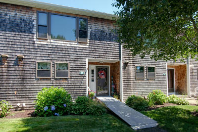 Mashpee Condo/Townhouse For Sale: 6 Riverview Avenue #C