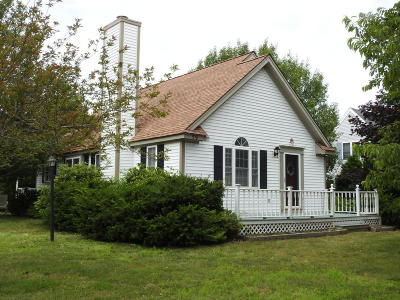 Barnstable Single Family Home For Sale: 59 Old Colony Road