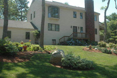 Falmouth Single Family Home For Sale: 93 Dove Hill Road