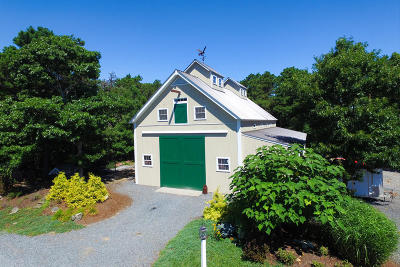 Sandwich Single Family Home For Sale: 33 Old County Road