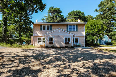 Chatham Single Family Home For Sale: 57 Whitman Avenue #A and B