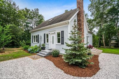 Wellfleet Single Family Home Contingent: 15 Springline Drive