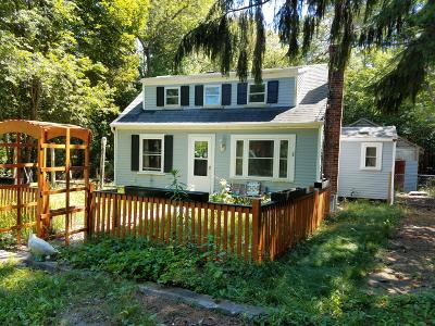 Barnstable Single Family Home For Sale: 1460 Santuit-Newtown Road