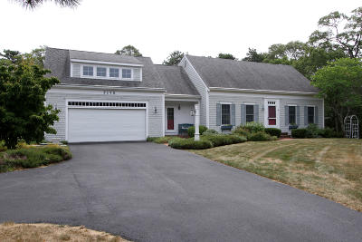Harwich Single Family Home For Sale: 5 Lydia Bangs Way