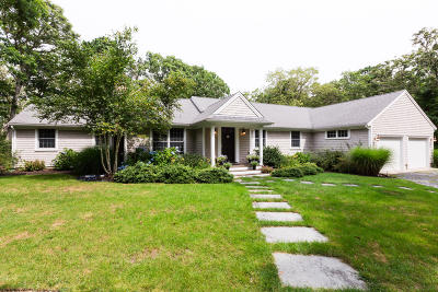 Harwich Single Family Home Contingent: 144 Pleasant Bay Road