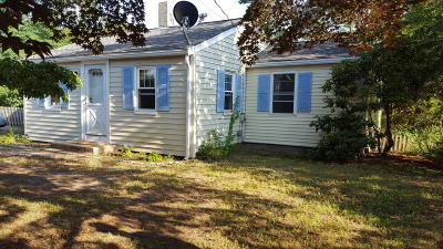 Harwich Single Family Home For Sale: 431 Great Western Road