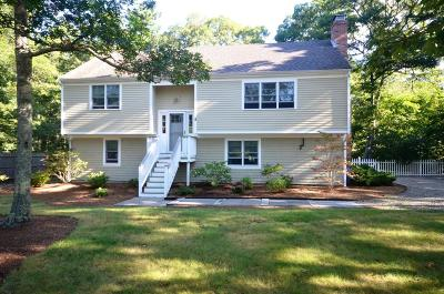 Brewster Single Family Home For Sale: 5 Cliff Pond Road