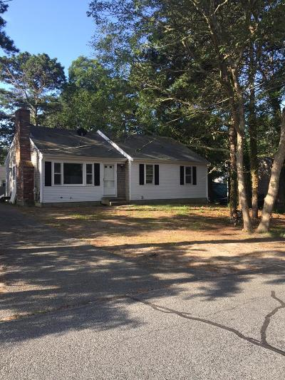 Dennis Single Family Home Contingent: 25 Thorwald Drive