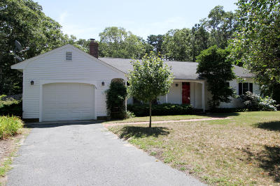 Harwich Single Family Home Contingent: 29 Noreast Drive
