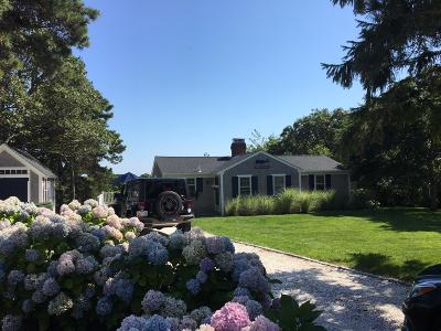 Chatham Single Family Home For Sale: 45 Overlook Drive
