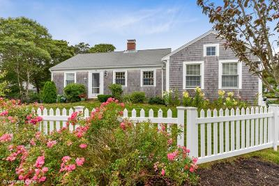 Chatham Single Family Home Contingent: 142 George Ryder South Road