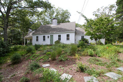 Eastham Single Family Home For Sale: 40 Pilot Road