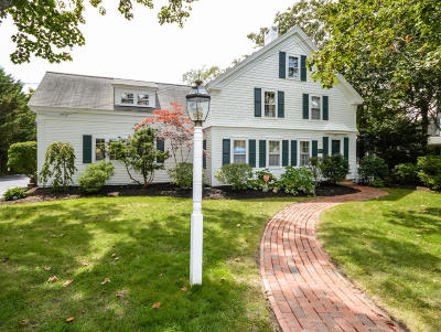 Yarmouth Single Family Home For Sale: 745 Willow Street