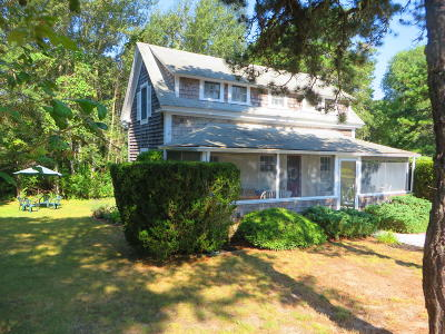 Harwich Single Family Home Contingent: 92 Belmont Road
