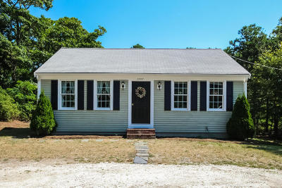 Brewster Single Family Home For Sale: 1597 Long Pond Road
