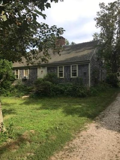 Barnstable Single Family Home For Sale: 2211 Main Street
