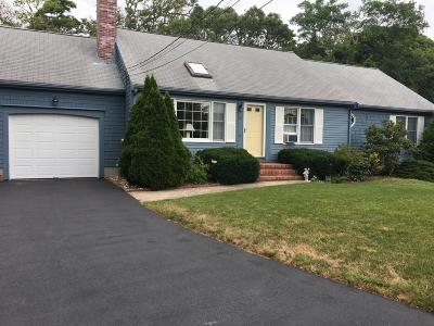 Harwich Single Family Home For Sale: 8 Marsh View Road