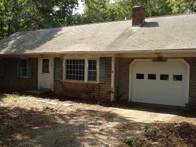 Barnstable Single Family Home Contingent: 75 Carlotta Avenue