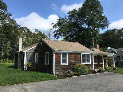 Harwich Single Family Home For Sale: 220 Pleasant Bay Road
