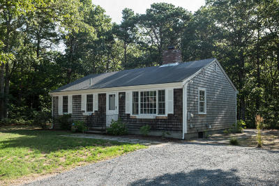 Brewster Single Family Home For Sale: 77 Beach Plum Lane