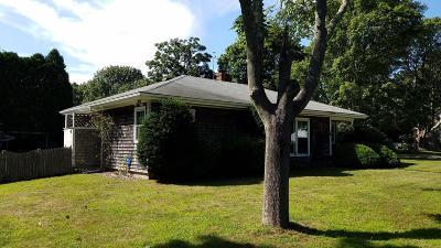 Falmouth Single Family Home For Sale: 45 Robinson Road