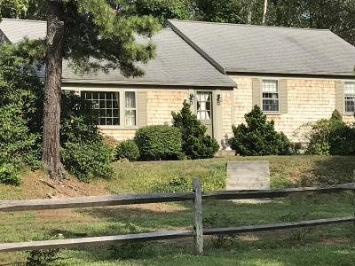 Harwich Single Family Home For Sale: 287 Bank Street